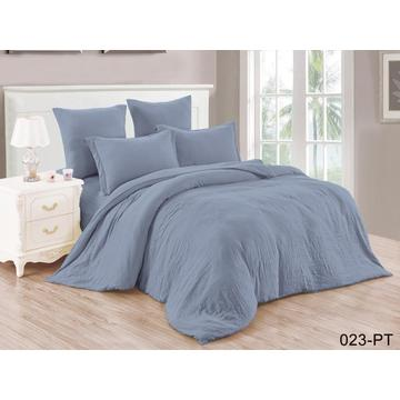 Couette King Ensemble 100% Polyester Tissu Solide