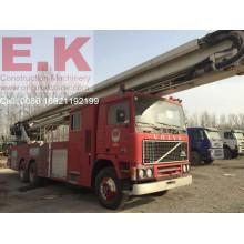 Lucha contra incendios del motor de bomberos de Volvo 36.5meters