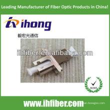 MU-LC Optischer Faser-Hybrid-Adapter simplex