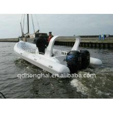 2013 RIB730B bote inflable semirígido con barco de cabina
