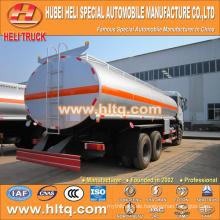 Dongfeng Tianlong 6x4 20CBM Anti-Korrosion Tanker zum Verkauf, China Fabrik liefern