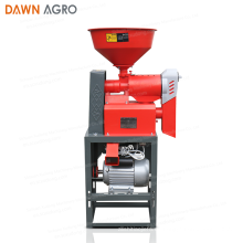 DAWN AGRO Real Factory Hochleistungs-Mini-Mähdrescher-Parboiled-Reismühle 0823