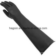 Customized Good Quality Long Sleeve Rubber Gloves