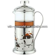 Classic Hand Press Coffee And Tea Maker