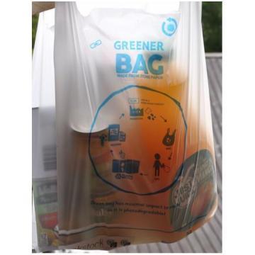 Visão geral dos sacos de papel impressos