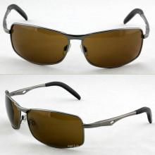Модные качества Супер спортивные солнцезащитные очки металла с CE (14227)