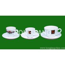 Cup & Saucer (HJ013004)