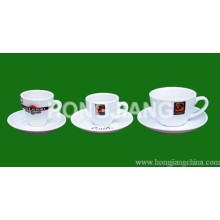Чашки и блюдца (HJ013004)