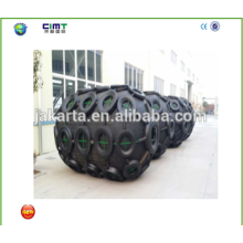 2015 год Китай Топ марка буксира морской резиновый крыло с оцинкованной цепью и шиной сделано в Китае