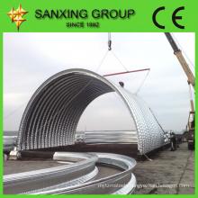 SX KQSPAN roof forming machine /roofing sheet bending machine