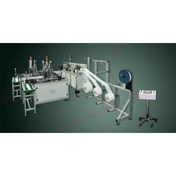 Vollgeschwindigkeits-Flachmaskenherstellungsmaschine