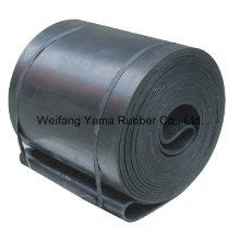 Nn500 Nylon Caucho Conveyor Belt con Ancho 1000mm Espesor 8mm a 16mm