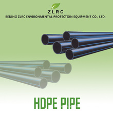 Beijing ZLRC pe 100 High quality for water supply Hdpe Pipe