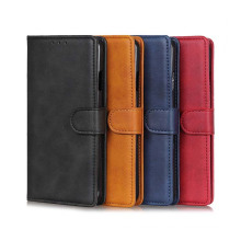 2021 New Arrival Japanese market Luxury Soft Premium PU Leather Cell Wallet Mobile Phone Case