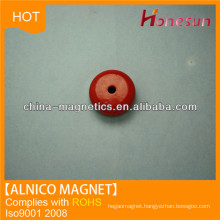 cast alnico 5 ring with hole