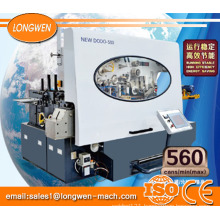 Fully automatic tin can welding machinery for tinplate can making