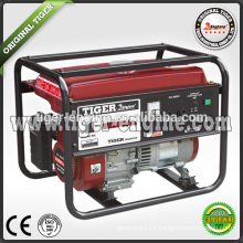 TIGER 2.3KW/6.5HP SH2900DX Industrial machinery gasoline generator