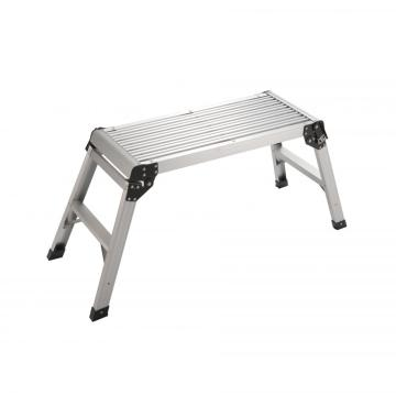 FOLDABLE ALUMINUM WORK STOOL
