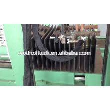 Máquina de solda de aleta ondulada para fabricação de tanque de transformador