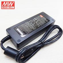 NUEVO adaptador de escritorio MEANWELL 120W 24VDC 5A con PFC UL CE PSE GST120A24-R7B