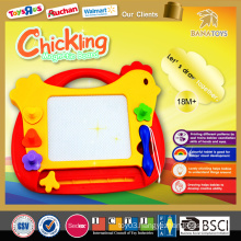 2015 Popular baby educational toys kids writing boards for new chicken writing board
