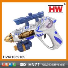 Cool 26cm Plastic Spray Electric Kid Toy Gun
