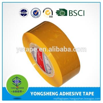 High quality single side acrylic adhesive carton sealing tape