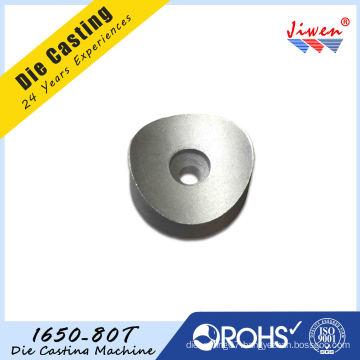 Zinc Alloy Casting Process CNC Machined Parts