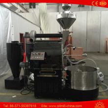 220V 50 oder 60Hz Gas Heat 15kg pro Batch-Röster