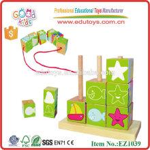 Hot sale Magnetic Pattern Intelligence Blocks Toys