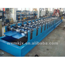 Lager-span curve rolling forming machine