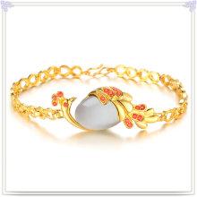 Accessoires de mode Bracelet en cuivre en cristal (AB273)