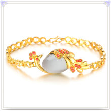 Fashion Accessories Crystal Jewelry Copper Bracelet (AB273)