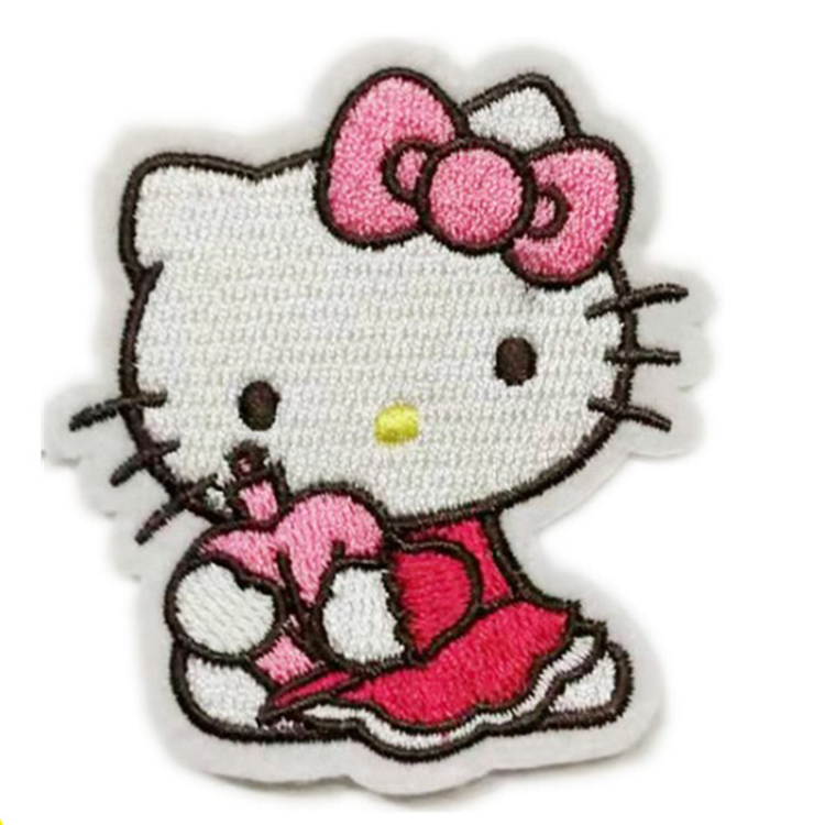 Woven Embroidery Patches