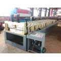 Large Arch Shape Metal Sheet Roofing Machine LS 1000-750