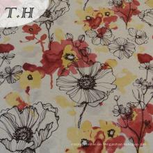 Gestricktes Stoffdruckgewebe von Tongxiang Tenghui Textile