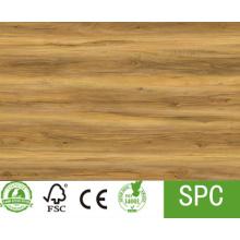 Venda quente de madeira grão Spc revestimento por atacado