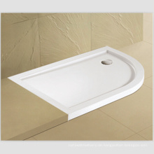 Flat Dusche Chassis Acryl / Stein Low Dusche Basis
