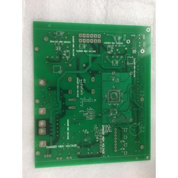 Carte de soudure à 3 couches 1.6mm 3OZ verte