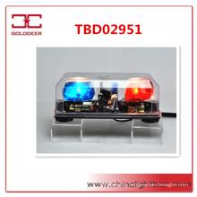 Hot Sell Police Revolving Warning Mini Bar Halogen Rotating Emergency light bar(TBD02951)