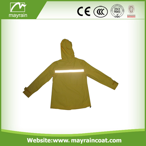 190T Polyester Outdoor Jacket