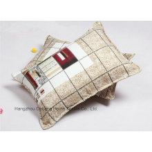 Travesseiro impresso com design 100% algodão popular de 2014