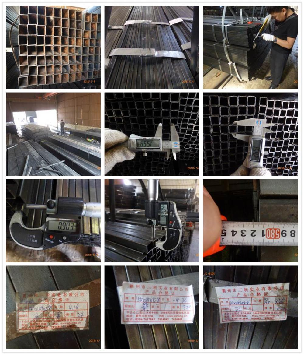 Third Party Inspection For Steel Pipes