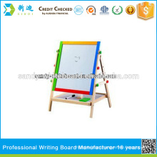 Wood Frame Whiteboard black slate chalk boards XD-PT13-1