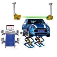 Wheel Alignment for X Car Lift