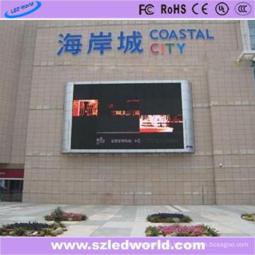 Сид smd3535 P10 напольный Фикчированный Дисплей СИД полного цвета фабрики доски рекламы экрана