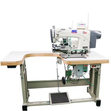 Indusrial Chainstitch Bottom Hemming Machine