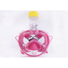 Top-quality full face snorkel mask
