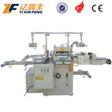 Automatische Zylinderpresse Film Papierschneider Maschine