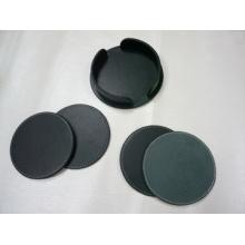 Customed PU Untersetzer Set, Cup Mat Cup Pad